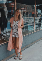 Casually Obsessed Romper