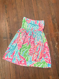 Lilly Inspired Bathing Suit Cover Up