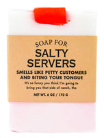 Salty Servers Soap