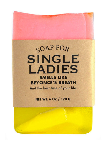 Single Ladies Soap