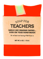 Teachers Soap
