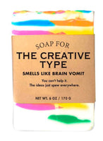 The Creative Type Soap