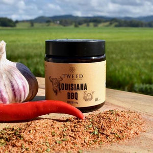 Tweed Real Food-Louisiana BBQ Rub (50g)