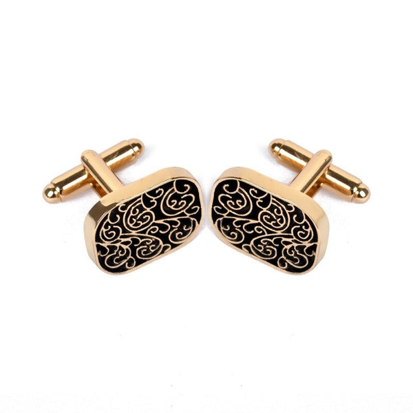 High-end men's shirts Cufflinks collection accessories classic Man Fashion 2020 - mbrbproducts