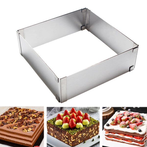 15-28CM Baking Moulds Stainless Steel Accessories Kitchen Essential Bakeware 2020 - mbrbproducts
