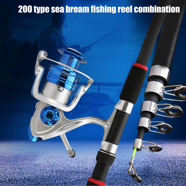 Fishing Rod Pole Reel Wheel Tackle Kit Accessories Telescopic Ceramics Guide Ring YS-BUY 2020 - mbrbproducts