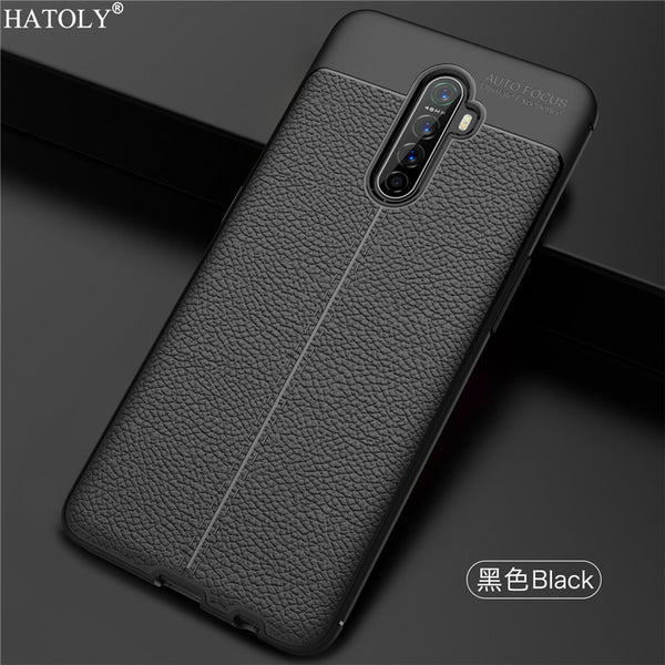 Realme X2 Pro Case X2 Realme X Realme XT Leather Back Cover Phone - mbrbproducts