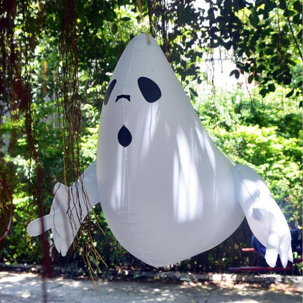 Halloween PVC Inflatable Animated Ghost Outdoor Yard Shopping mall Decoration Halloween Party Supplies 2020 - mbrbproducts