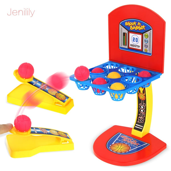Jenilily Kids Toys Boys Mini Basketball Hoop Shooting Stand Toy Kids Educational for Children 2020 - mbrbproducts