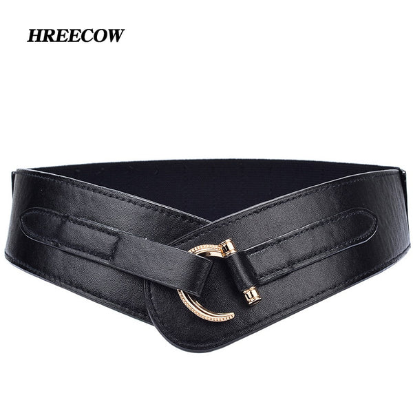 Women Fashion Belt Female 4 Colors To Pick Wide Belts For Classic Women - mbrbproducts