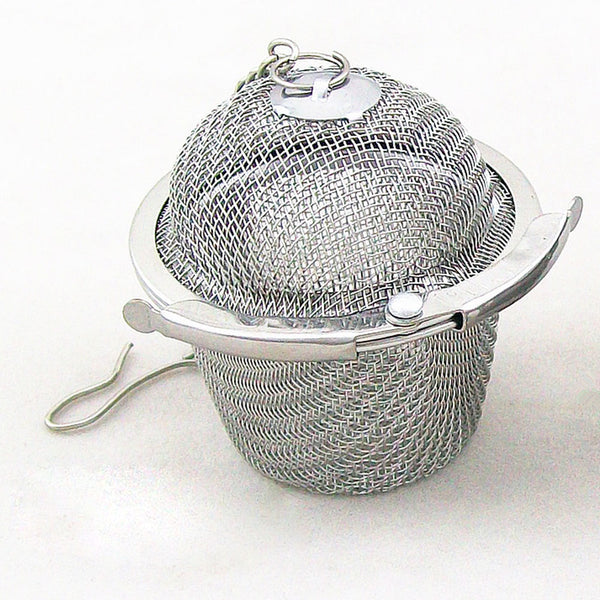 New Essential Stainless Steel Ball Tea Infuser Home Kitchen Accessories 2020 - mbrbproducts