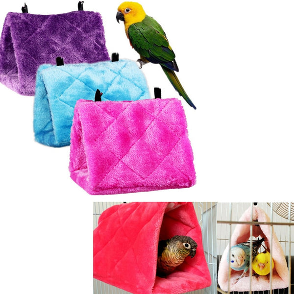 Pet Hamster Cage House Hanging Nest Bed Rat Hammock Bird Winter Toys 2020 - mbrbproducts