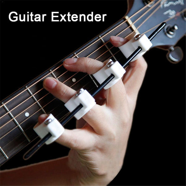 Plastic Acoustic Guitar Extender Musical Finger Extension Instrument Accessories Finger 2020 - mbrbproducts