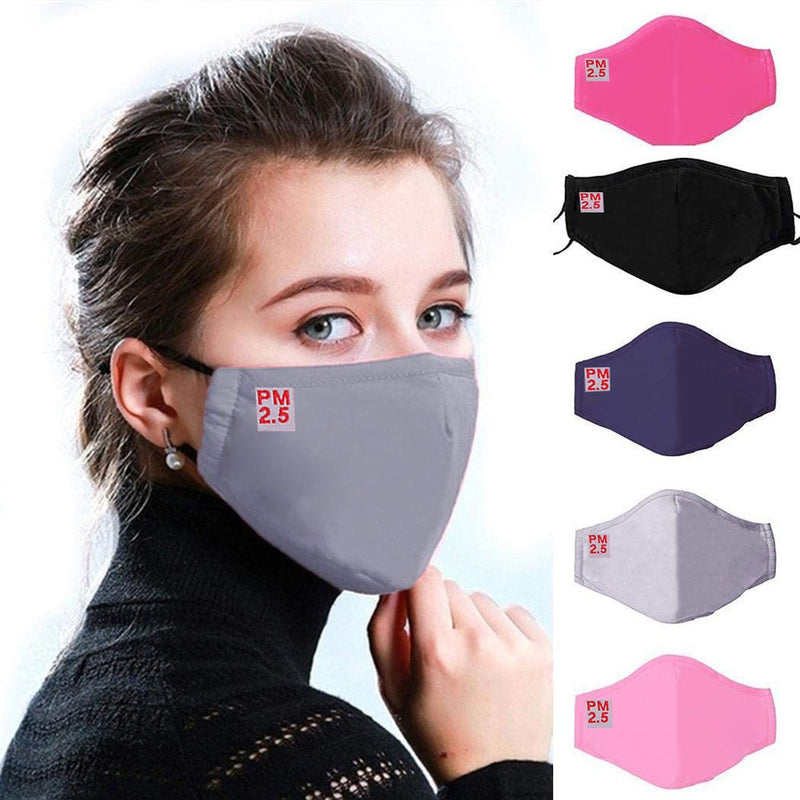 Face Maskes Adult Women Men Fashion Outdoor Breathable Dustproof Protective Maks Face 2020 - mbrbproducts