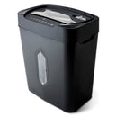 Aurora 12-Sheet Anti-Jam Crosscut Paper and Credit Card Shredder with 5.2-gallon Wastebasket - mbrbproducts