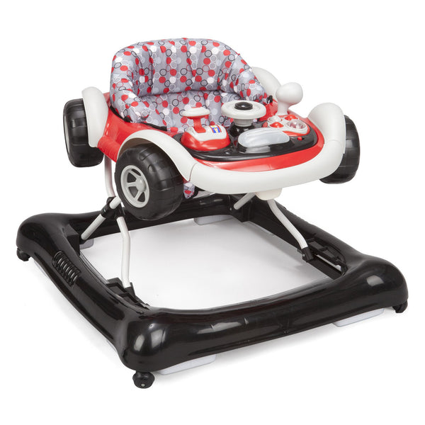 Delta Children Lil Drive Baby Activity Walker - Black - mbrbproducts