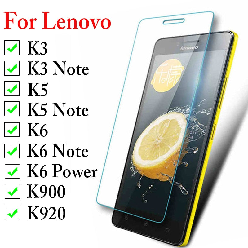 lenovo power glass lenovo k3 screen protector on k3 k 3 5 6 note k900 k920 tempered glas - mbrbproducts