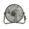 "Lasko 20"" 3-Speed Pivoting High Velocity Industrial Utility Metal Floor Fan - mbrbproducts"