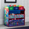 PJ Masks Multi-Bin Toy Organizer by Delta Children - mbrbproducts