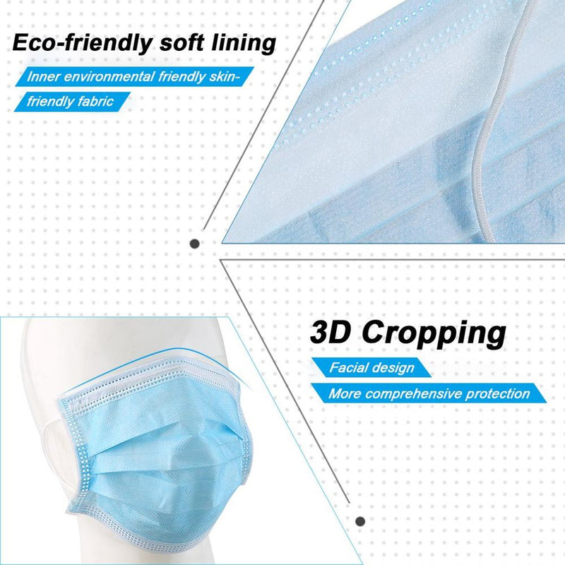 mouth mask Men Women Cotton Anti Dust Mask Mouth Mask Windproof Mouth-muffle Bacteria Proof Flu Face Masks - mbrbproducts