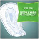 Incontinence Shields for Men, Light Absorbency, 58 Ct - mbrbproducts