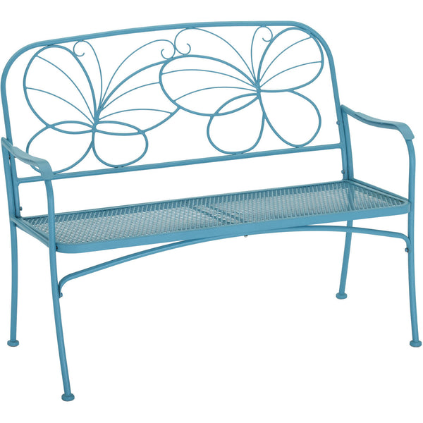 Mainstays Butterfly Outdoor Patio Bench - mbrbproducts