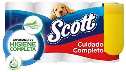 Scott Toilet Paper, Bath Tissue, Large Rolls, 12 Count of 275 3 ply Sheets Per Roll - mbrbproducts