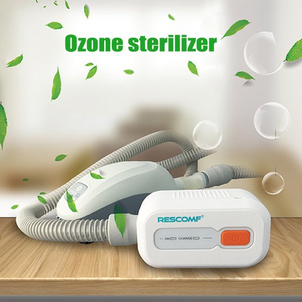 CPAP BPAP Cleaner Ozone Sterilizer Disinfector Sanitizer - mbrbproducts