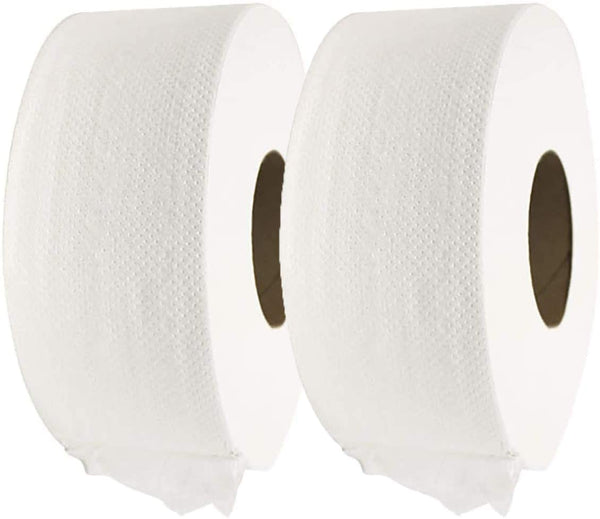 "Toilet Paper Rolls - 2-Ply, 9"", 500' Per Roll of Bathroom Tissue - Pack of Two 2020 - mbrbproducts"