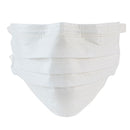 40 Disposable Face Masks White, 3-ply Breathable Dust Protection Masks 2020 - mbrbproducts