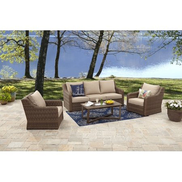 Hawthorne Park 4-Piece Sofa Conversation Set - mbrbproducts