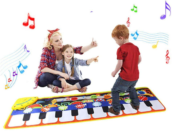 Piano Music Dance Mat for Kids - Best Gifts - mbrbproducts