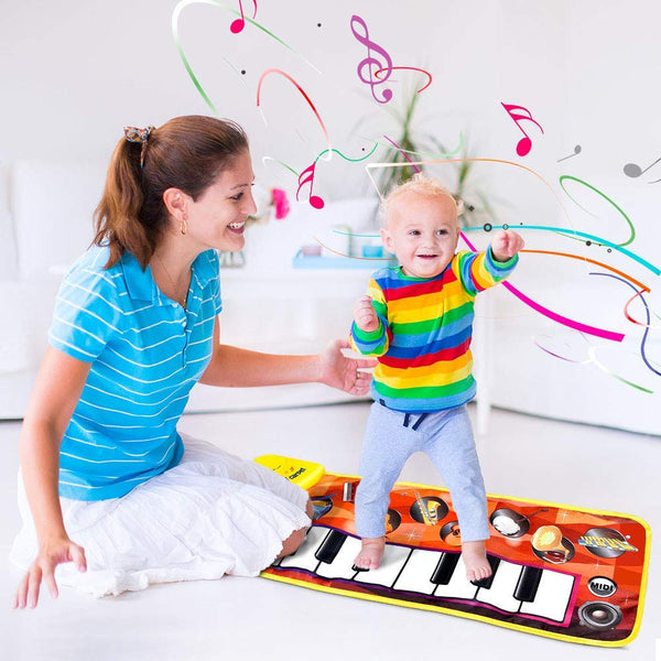Musical Keyboard Mat for Toddlers - Best Gifts - mbrbproducts