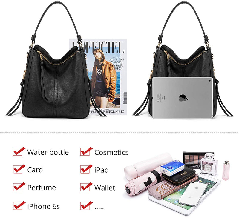 Women Large Designer Ladies Hobo bag Bucket Handbags - mbrbproducts