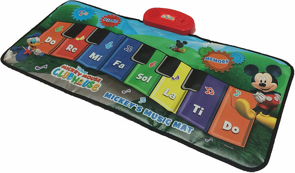 Junior Mickey Mouse Music Mat (packaging may vary) - mbrbproducts