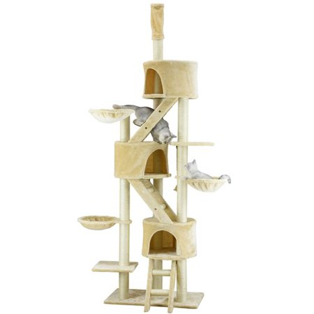 Cat Tree Condo Furniture Brown - mbrbproducts