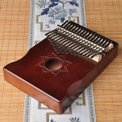 17 Key Kalimba, High Quality Professional Finger Thumb Piano Marimba Musical Gift - mbrbproducts
