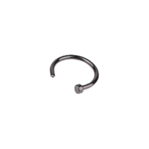 1pcs U Shaped Fake Nose Ring Hoop Septum Rings Stainless Steel Nose Piercing Jewelry - mbrbproducts