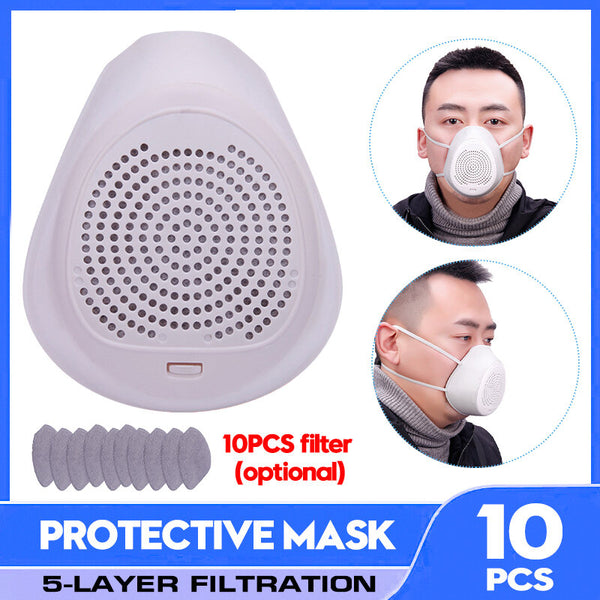 NEW Face Mask Respirator Gas Air Spray Protection Glasses Dust Mask 2020 - mbrbproducts