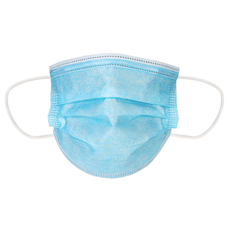 10Pcs Disposable Mouth Face Masks 3-layer Filter Mask Dust-Proof Personal - mbrbproducts