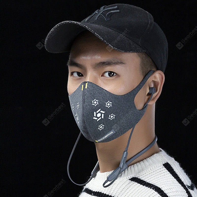 Cycling Face Mask Filter PM2.5 Anti-dust Anti-fog 1pcs filter 2020 - mbrbproducts