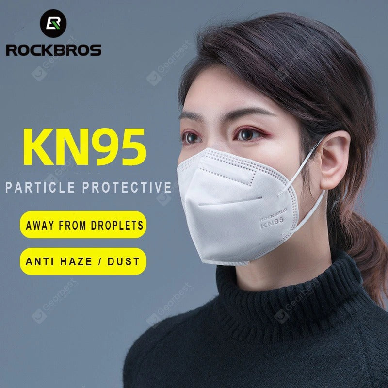 KN95 Bicycle Dust Mask Sports Breathable Mouth Cycling Face Mask - mbrbproducts