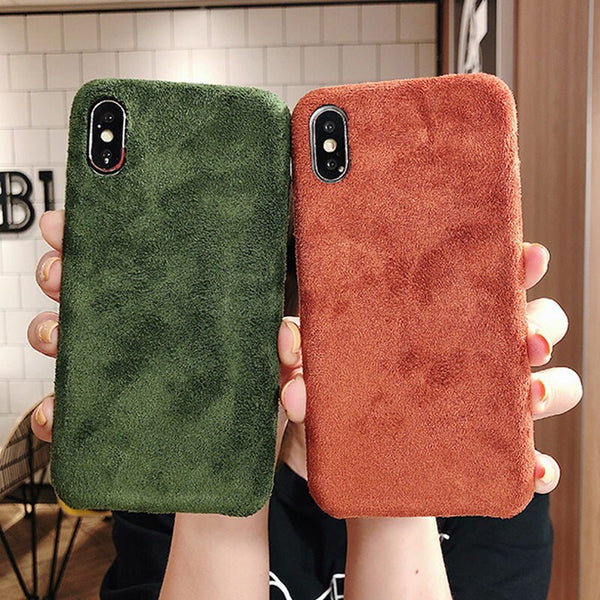 iPhone 7 8 Plus 11 Pro X XR XS Max Back Cover For iPhone 11 Moskado Winter Warm - mbrbproducts