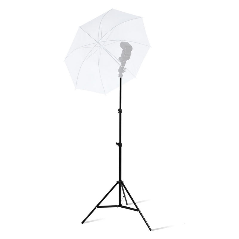 2M Light Stand Tripod with 1/4 Screw Head for Photo Studio Softbox Video Flash Umbrella Reflector Lighting - mbrbproducts