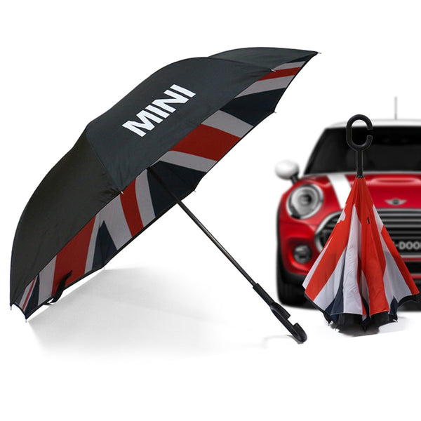 Car Waterproof Umbrella Sunshade Windproof Folding Shade For Mini Cooper One JCW S D R53 R55 R56 F54 F60 Countryman Accessories - mbrbproducts