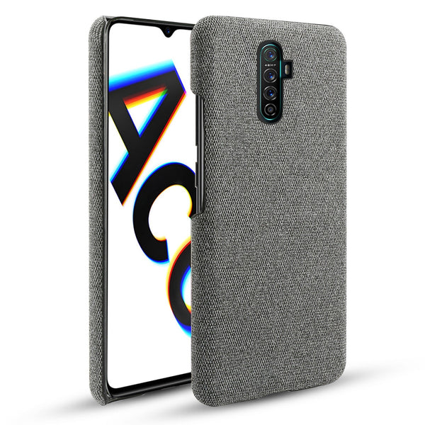 Oppo Realme X2 Pro Reno Ace Case Cloth Back Hard Fundas Shockproof Cover - mbrbproducts