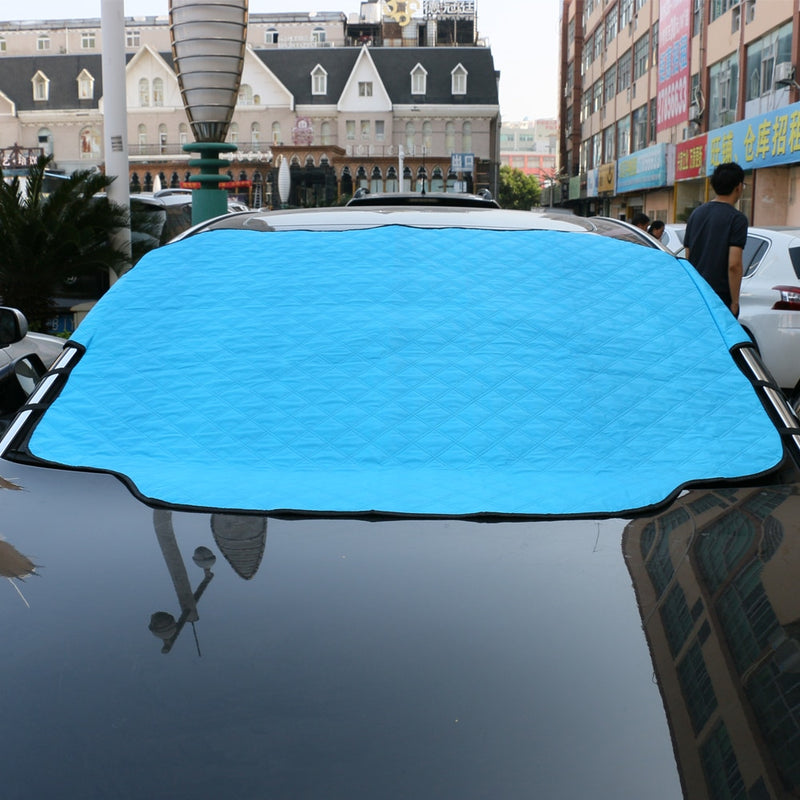 Mr Cartool Car Covers Windshield Cover Snow Waterproof Hail Auto Windscreen Sun Protector Umbrella Shade Outdoor Winter Thicken - mbrbproducts