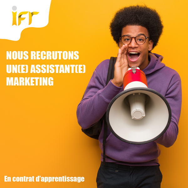 ASSISTANT MARKETING (en alternance)