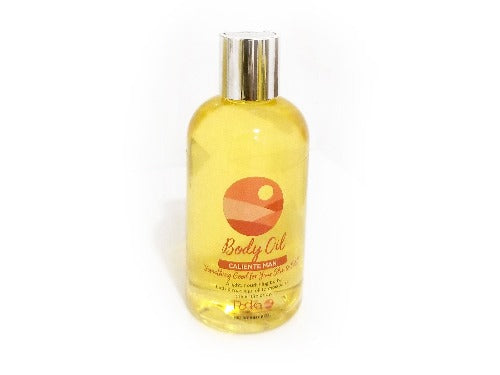 Caliente Man Body Oil - Pooka Pure and Simple