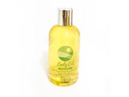 Citrus Basil Body Oil